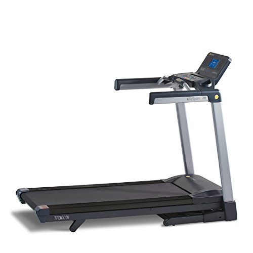 Control Plates Charge Motion (LifeSpan TR3000i Folding Treadmill)
