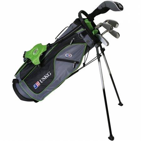 U.S. Kids 2017 Golf Ultra Light, 5 Club Carry Golf Set wi...