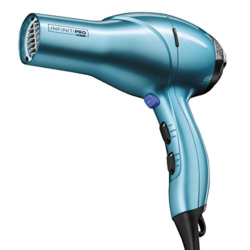 INFINITIPRO BY CONAIR 1875 Watt Salon Performance AC Motor Styling Tool/Hair Dryer; Aqua - 413F8vZ8iwL - INFINITIPRO BY CONAIR 1875 Watt Salon Performance AC Motor Styling Tool/Hair Dryer; Aqua
