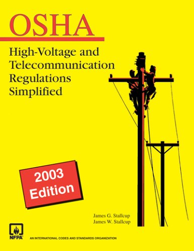 OSHA Stallcup's® High-Voltage And Telecommunication Regulations Simplified