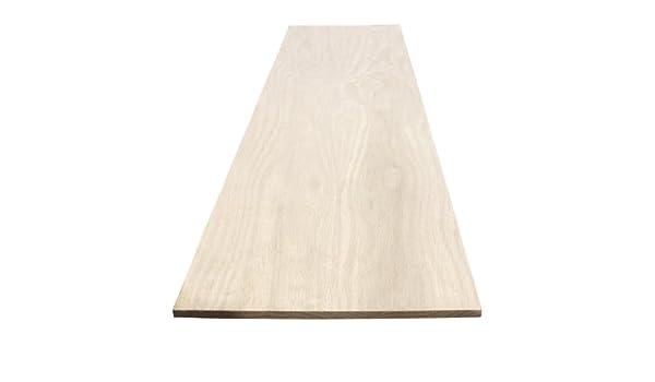 RediRiser 48 3//4 thick Solid Oak