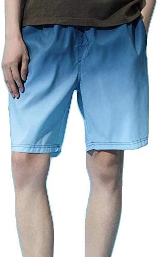 Men's Shorts Breathable Flexible Quick-Drying Ultra-Thin Adjustable Beach Sports Casual Board Shorts