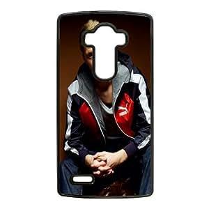 LG G4 Cell Phone Case Phone Case Black Marco Reus F5971311