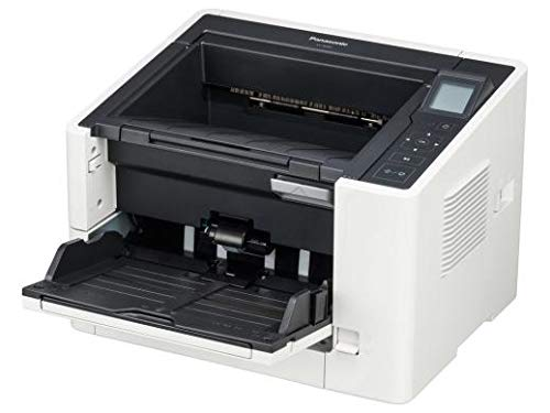 Panasonic KV-S2087 Document Scanner (New, Manufacturer Direct, 3 Year Warranty, 85 PPM, 200 ADF) by ScannersUSA