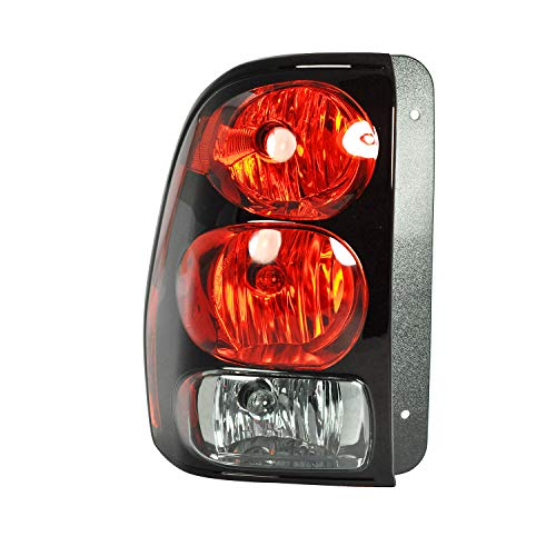 Left Driver Side Tail Light Assembly For 2002-2009 CHEVY TRAILBLAZER - GM2800150