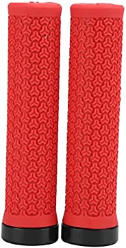 Single Locking Grips, Bicycle Grips Mountain for Bicycles for Outdoor
