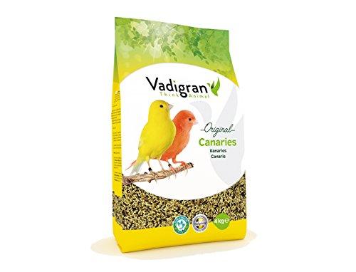 VADIGRAN Comida para Canarios 4kg