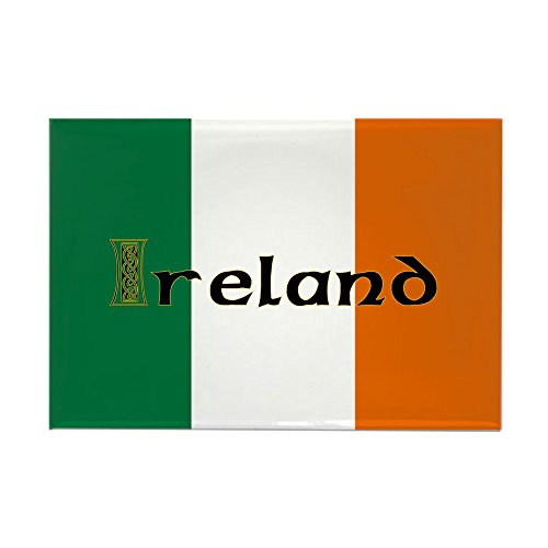 CafePress Irish Flag/Eire Rectangle Magnet Rectangle Magnet, 2