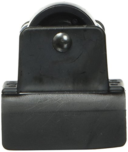 (RollArounds Instant Wheels, Self-Adhesive, 250 lbs/Set, Black, 4/Set (18137))
