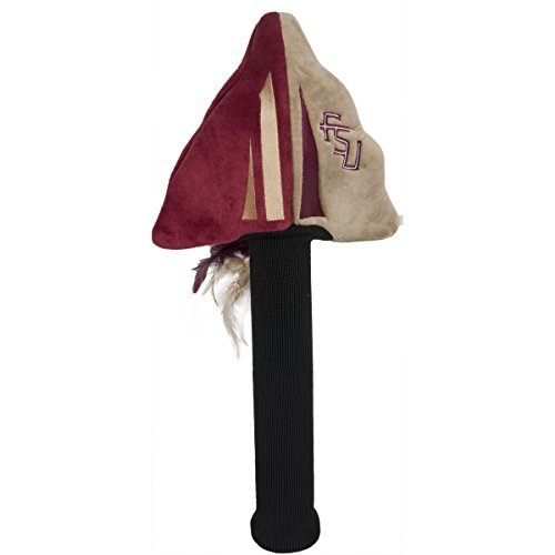 Team Effort Florida State Seminoles Mascot Headcover - Sock (Seminoles Headcover Florida State Golf)
