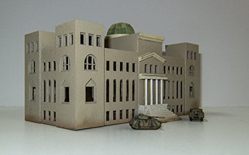 - 6mm WWII Government Building - 285CSS034-2