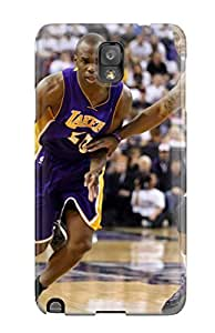 Hot 7382350K452350102 los angeles lakers nba basketball (8) NBA Sports & Colleges colorful Note 3 cases
