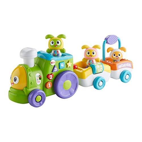 chollos oferta descuentos barato Fisher Price Tren de Robi y su amigos Mattel FXJ00