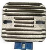 #3: 2316 New Voltage Regulator for Kawasaki FC 400 450 540 John Deere 160 180 186 240 242 165 170 182 175 176 185 130 OEM Repl. # 21066-2056