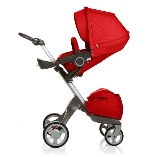 stokke xplory stroller red - 2