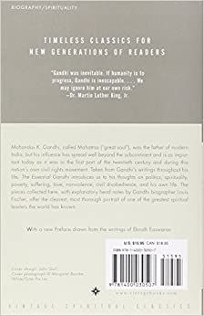 Amazon Com The Essential Gandhi An Anthology Of His border=