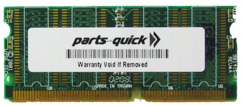 Akai Ram Upgrade - Akai MPC500 MPC1000 MPC2500 256MB Memory RAM Upgrade (PARTS-QUICK BRAND)