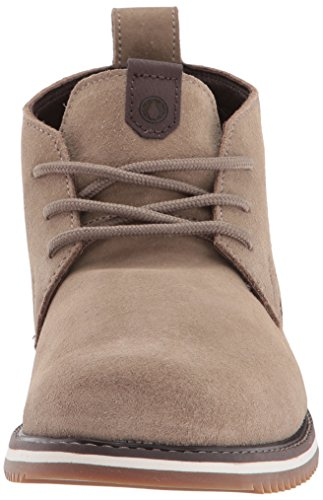 Shoe Suede Volcom Mens Tan Coasta Oxford Del Tt76Aw6qxI