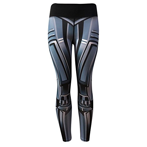 Checkered Thigh High Tights - URIBAKE ❤ Fashion Women's Workout Leggings Print Breathable Fitness Sports Gym Running Yoga Athletic Pants