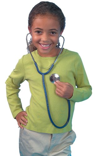 Learning Resources Child's Stethoscope LER2427 Learning_and_Exploration School Educational Aids