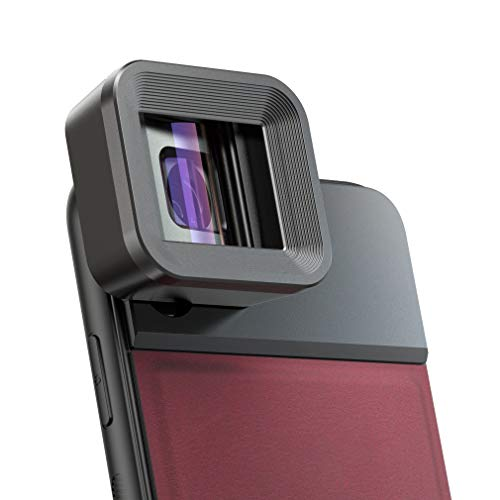 Apexel 1.33x Anamorphic Lens with Phone Case for iPhone Xs Max