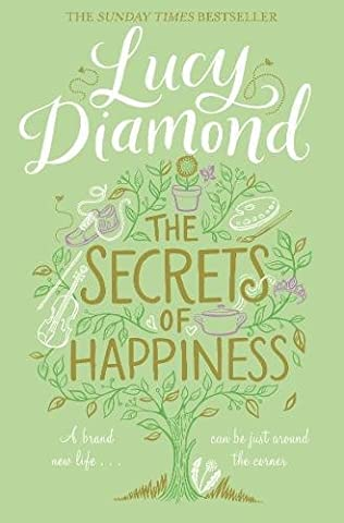 book cover of The Secrets of Happiness