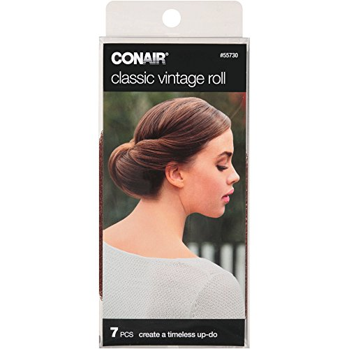 Price comparison product image Conair 55730 Classic Vintage Hair Roll 7 Piece Kit