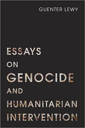 Essays on genocide and humanitarian interventions