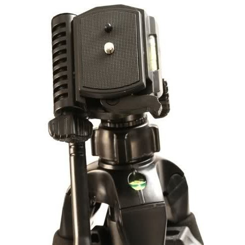 Polaroid 72-inch Photo / Video ProPod Tripod Includes Deluxe Tripod Carrying Case + Additional Quick Release Plate For Digital Cameras & Camcorders