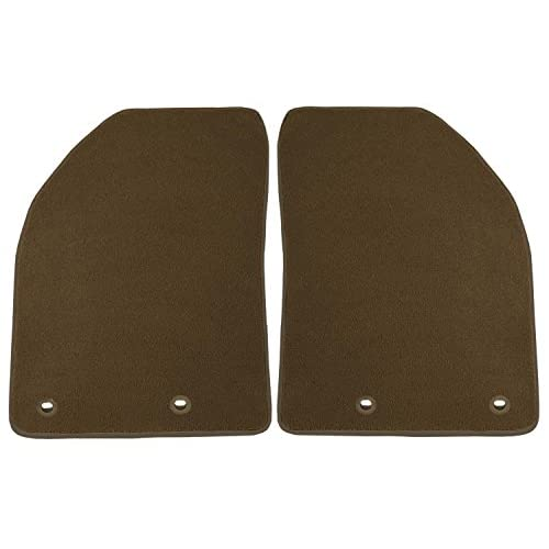 Coverking Front Custom Fit Floor Mats for Select Jaguar XK