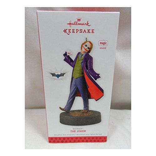 Soko Accents - 2013 Hallmark Keepsake Ornament The Joker Batman