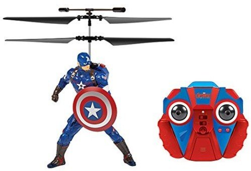 Control Captain (Marvel 2CH Captain America Marvel IR Helicopter)