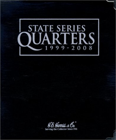 State Series Quarters Coin Holder, 1999-2008