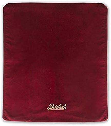 Berkel - Tribute Vliegwiel - Zwart met Zilveren Decoraties - Bloemenvliegwiel + Rode Slicer Cover + Ham Clamp