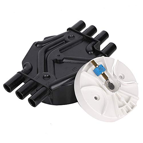10452457 10452458 Distributor Cap and Rotor for Chevrolet & GMC Trucks V6 4.3L Vortec DR475 DR331 D465 D328A DR475T