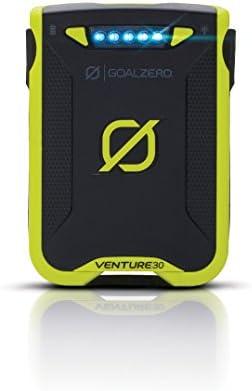 Goal Zero Venture 30 7800mAh Waterproof Power Bank, Dual 2.4A USB Ports