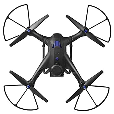 HNSYDS Drone HD Aerial Photography, 4-axis Aircraft, Follow-up Positioning, 4K Remote Control Aircraft, Long Battery Life Aircraft