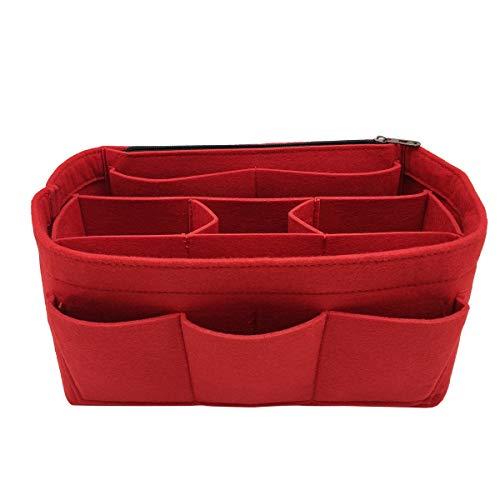 LEXSION Felt Handbag Organizer,Insert purse organizer, used for sale  Delivered anywhere in USA