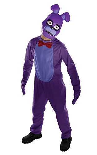 Rubie's Five Nights Child's Value-Priced at Freddy's Bonnie Costume, Large