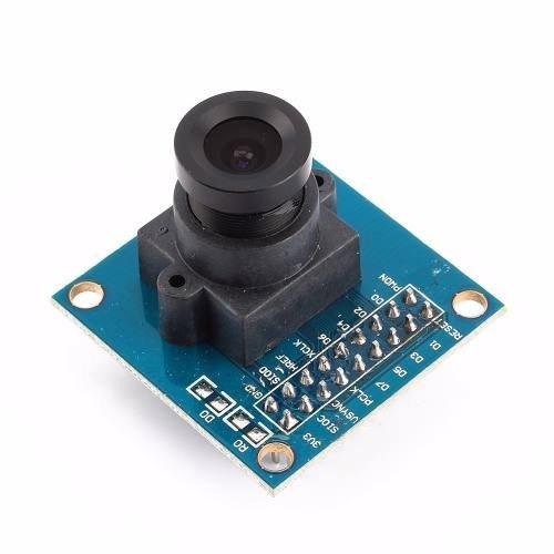 Camera Vga Ov7670 Modulo Arduino Pic Avr