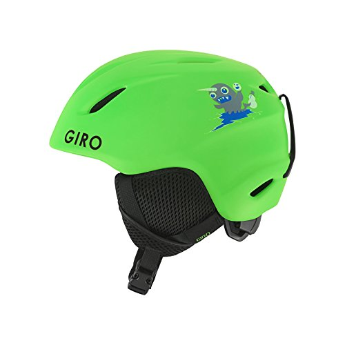 Giro Launch Kids Snow Helmet Matte Bright Green XS (48.5-52cm)