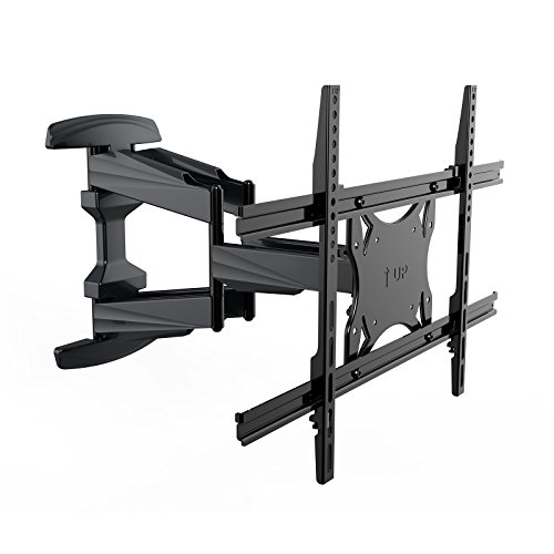 FLEXIMOUNTS A14 Full motion Swivel Tilt TV Wall Mount Bracket for Most 32''-65'' HD 4K LED LCD Screens -