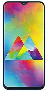 Samsung Galaxy M20 Dual SIM - 32GB 3GB RAM 4G LTE Ocean Blue, UAE Version