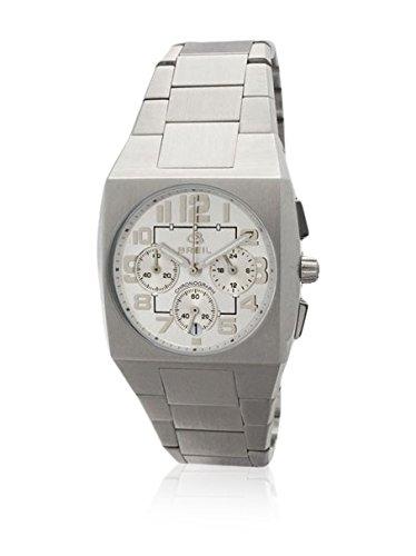 Breil Reloj analogico para Hombre de Cuarzo con Correa en Acero Inoxidable 2519740451: Amazon.es: Relojes