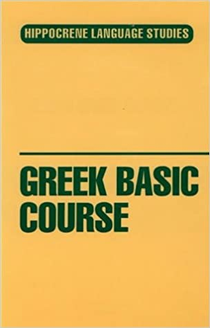 Seuraavia kirjoja voi ladata ilmaiseksi Greek Basic Course (Hippocrene Language Studies) Suomeksi PDF MOBI