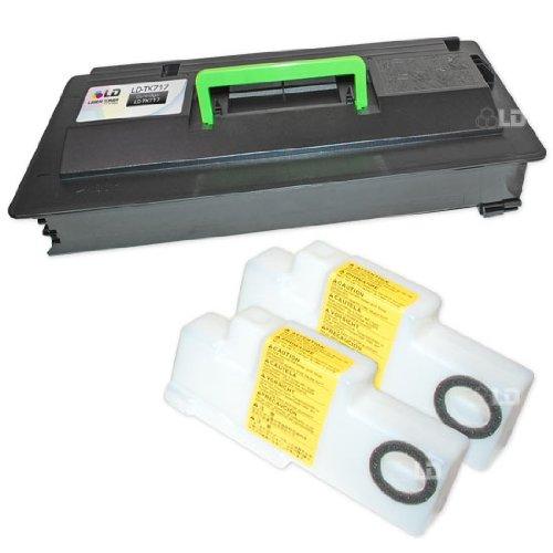 LD © Compatible Kyocera Mita Black TK-717 Laser Toner Cartridge, Office Central
