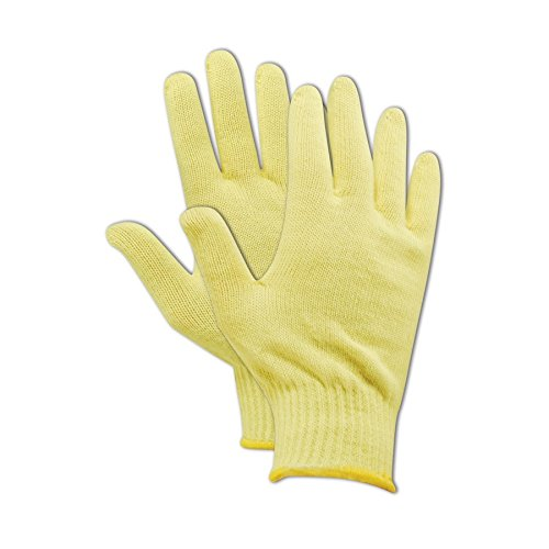 Magid Cut Master High Density 100% Kevlar 500 Machine Knit Gloves by Magid Glove & Safety