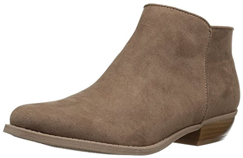 Women's Taupe Bootie Qupid Ankle Sue Polyurethane Vino 01 qwPadx6A