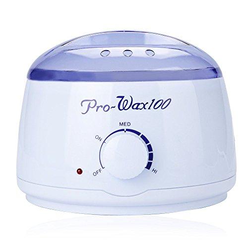 PrettyGal 110V-240V Hot Wax Warmer Professional Portable Electric Salon Mini