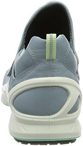 Ecco Damen Biom Fjuel Sneaker Blau (Arona/Arona)